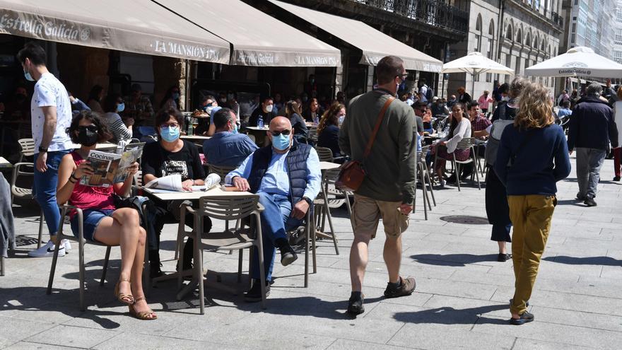Galicia pasa de las restricciones a las recomendaciones en una nueva fase de la desescalada