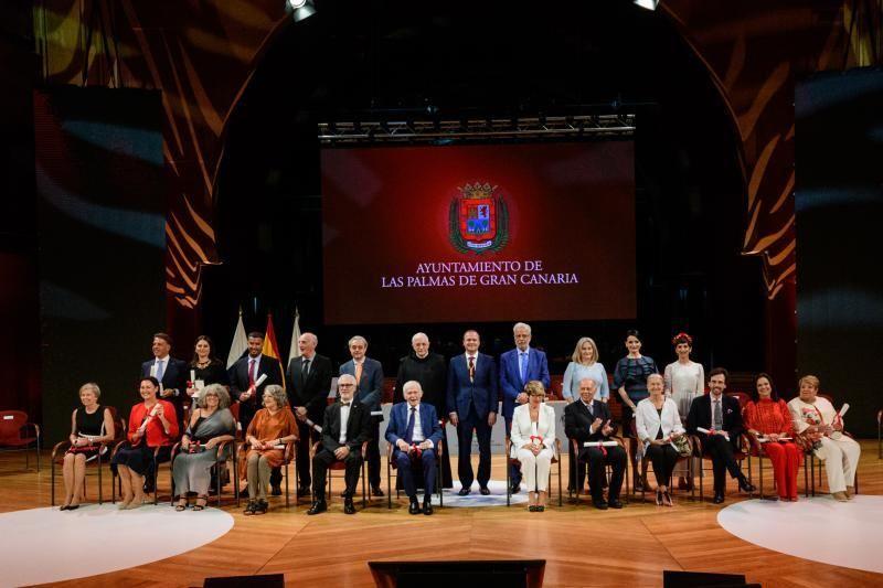 Entrega de Honores y Distinciones   | 23/06/2018 | Fotógrafo: Tony Hernández