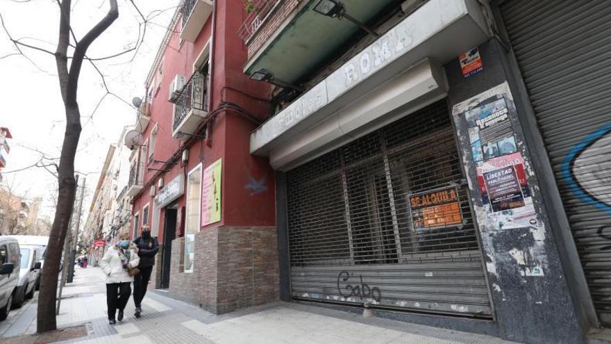 Aragón pierde 1.929 trabajadores autónomos en los dos últimos años