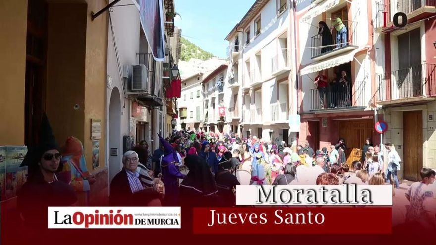 Jueves Santo en Moratalla