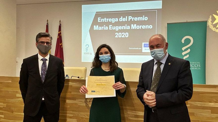 Premio María Eugenia Moreno para una pediatra