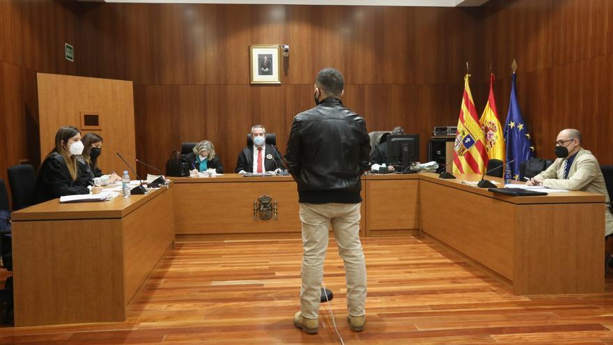 Siete años de cárcel por abusar sexualmente de su hijastra en Zaragoza