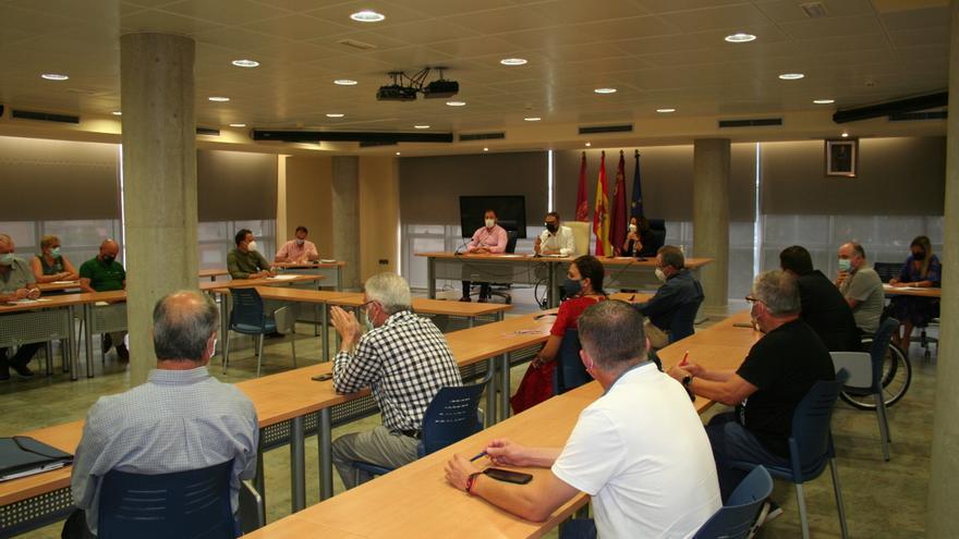 Pedirán a Adif el corte del Cercanías a Lorca por tramos