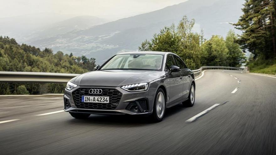 Audi A4, esportiu i molt més sofisticat