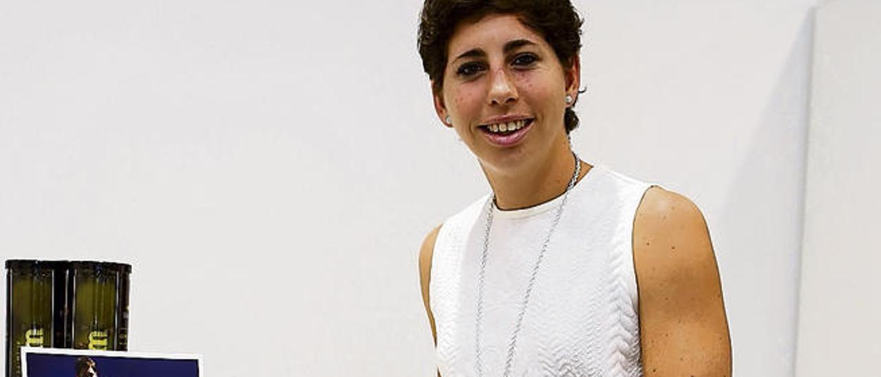 """Carla Suárez: """"Ser la octava del mundo no es mi techo, o quiero creer que no"""""""