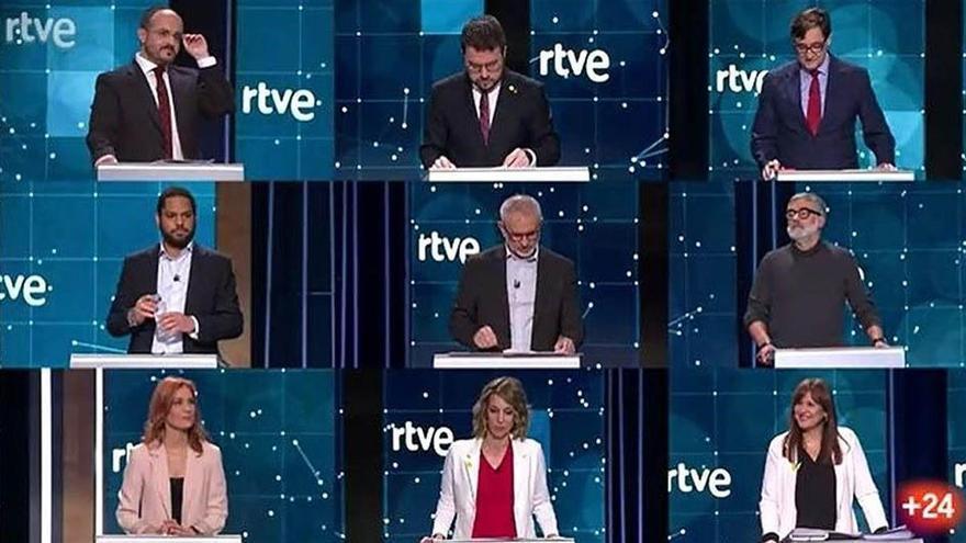 El último debate electoral de las catalanas será en La Sexta
