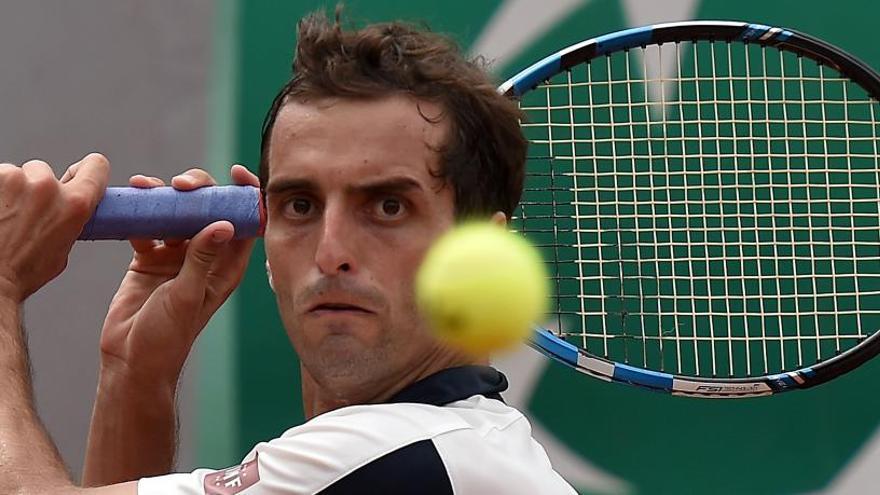 Albert Ramos sufre ante Copil en su debut en Roland Garros