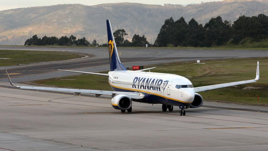La ruta a Londres, sobre la mesa en las negociaciones entre Concello y Ryanair
