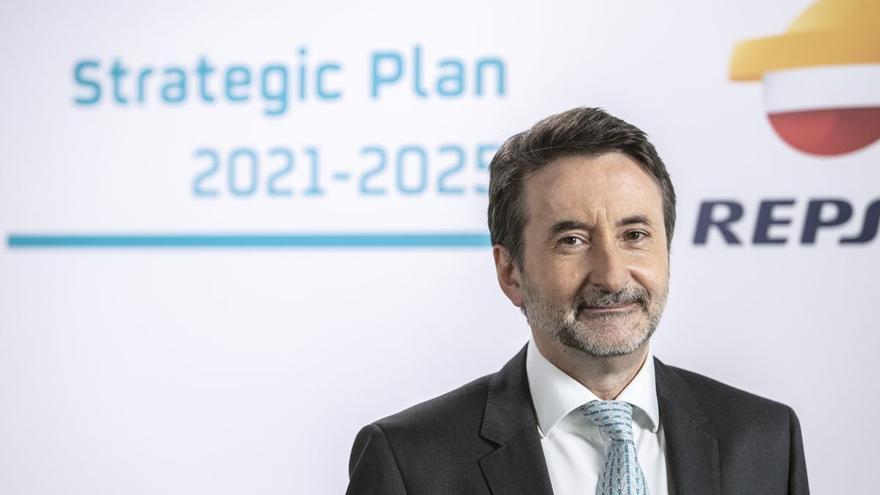 Repsol lanza un plan de 2.500 millones para impulsar el hidrógeno 'verde' hasta 2030