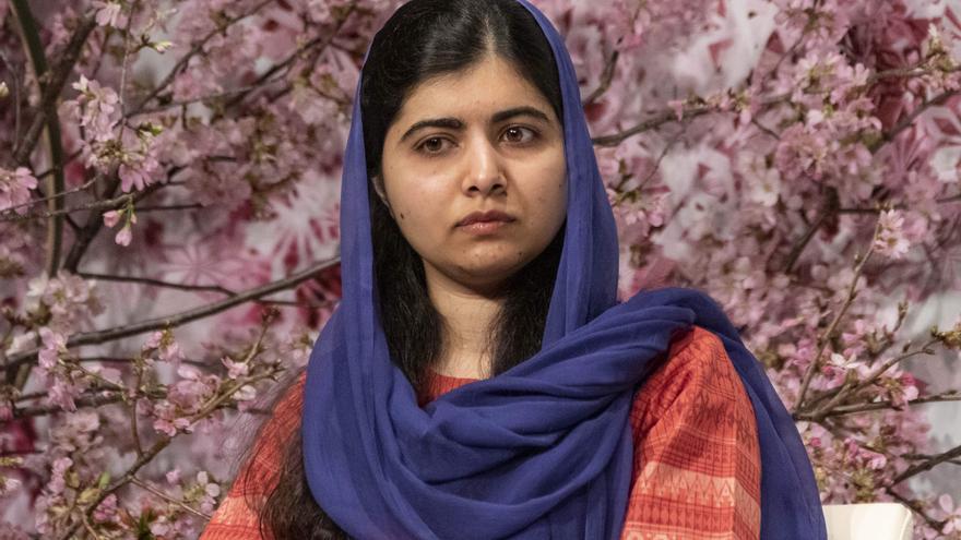 Malala pide a los países que acojan a los refugiados afganos tras el avance talibán