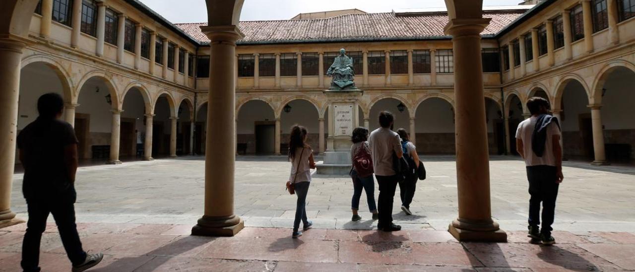 Congeladas las tasas de la Universidad de Oviedo para combatir la crisis del virus