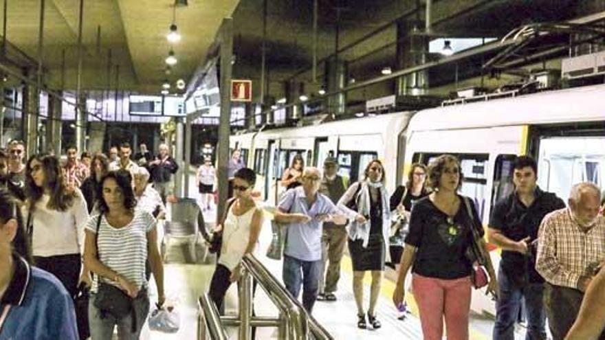Bahnmitarbeiter kündigen neue Streikaktionen auf Mallorca an