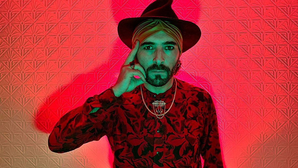 Xurxo Fernandes, nunha imaxe promocional de 'Levaino!'.   | // LA OPINIÓN