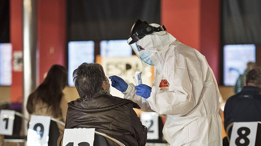 Manresa fa dues setmanes que és la ciutat gran amb més contagi