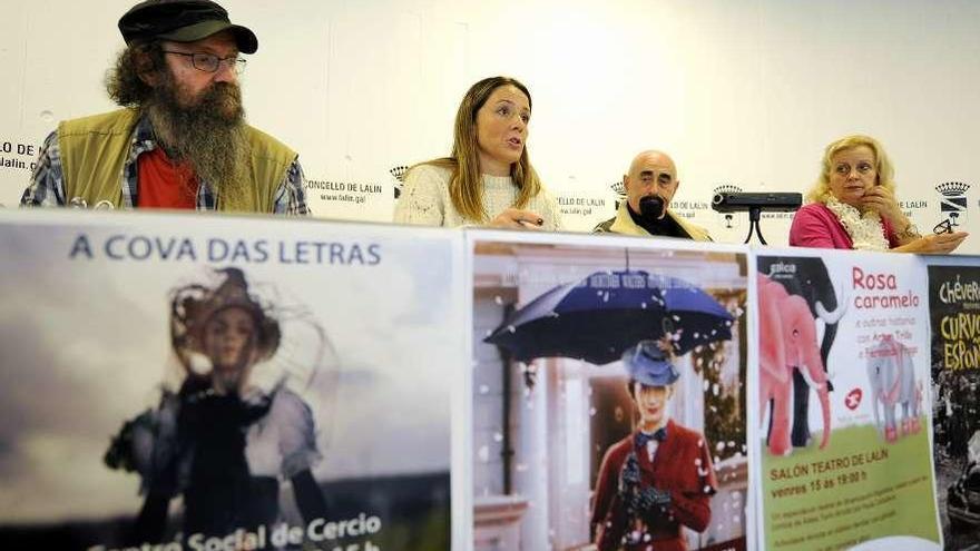 """El lucense Paco Pestana recalará en Lalín con una exposición """"cercana al delirio"""""""