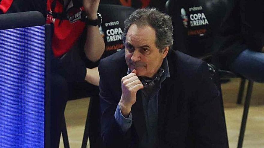 """""""Nunca dejamos de creer y crear problemas al Valencia Basket"""""""
