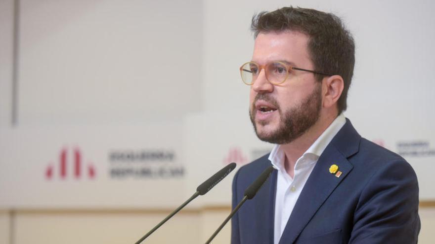 Aragonès es posa a disposició d'ERC per ser candidat a la Generalitat