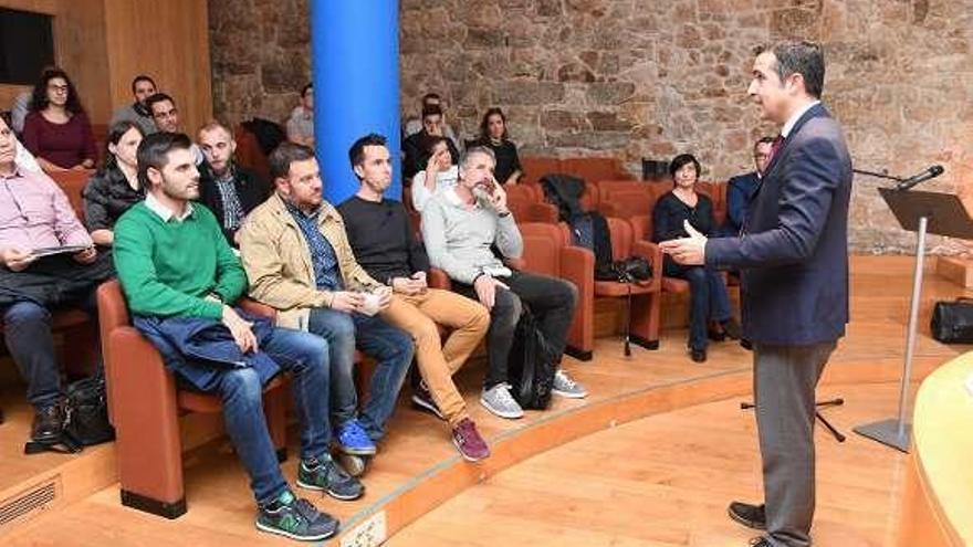 Los jóvenes empresarios coruñeses lanzan su segundo programa de emprendimiento