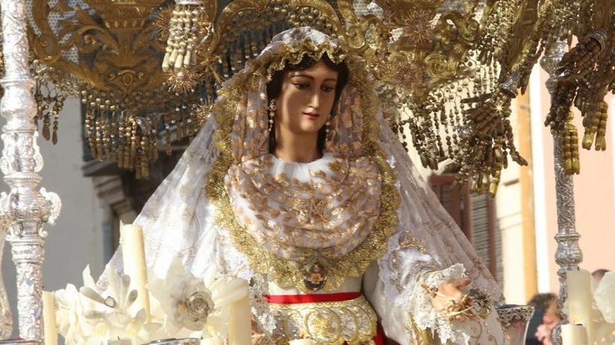Álvarez Duarte restaurará las manos de la Virgen del Rocío