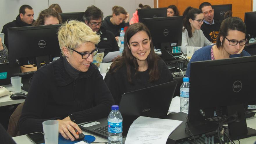 Taller de programación para mujeres Django Girls Mallorca
