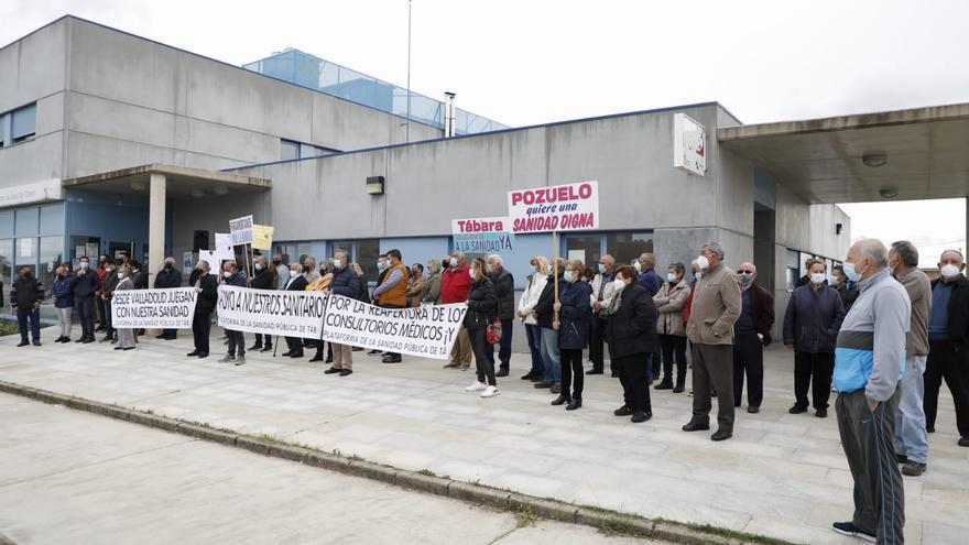"""Tábara clama a favor de las consultas presenciales: """"No permitiremos la telemedicina"""""""