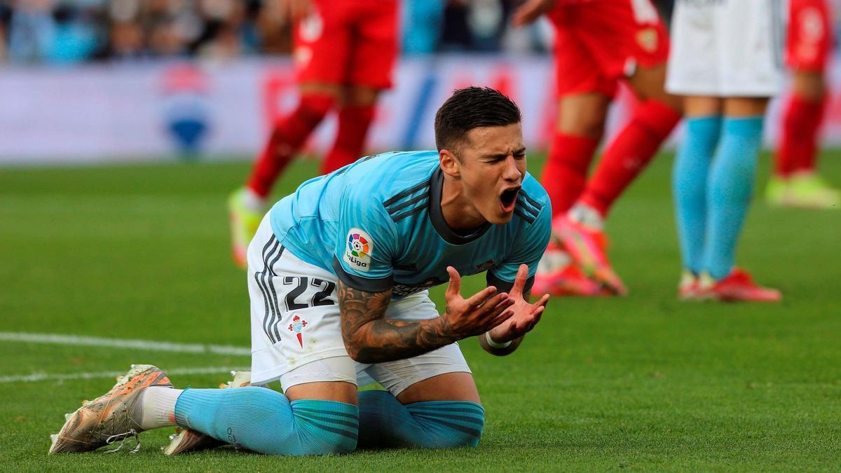 Las mejores imágenes del Celta - Sevilla
