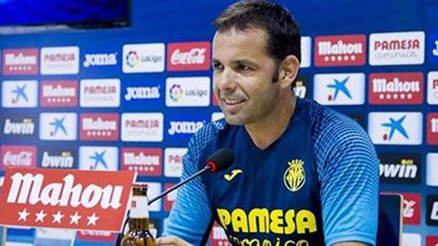 Roger Martínez ya tiene el tránsfer y entra en la lista del Villarreal-Leganés de Copa