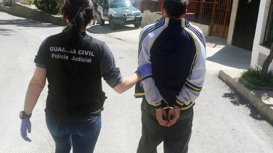 Detenido por matar en Puerto Lumbreras a un hombre tras una discusión