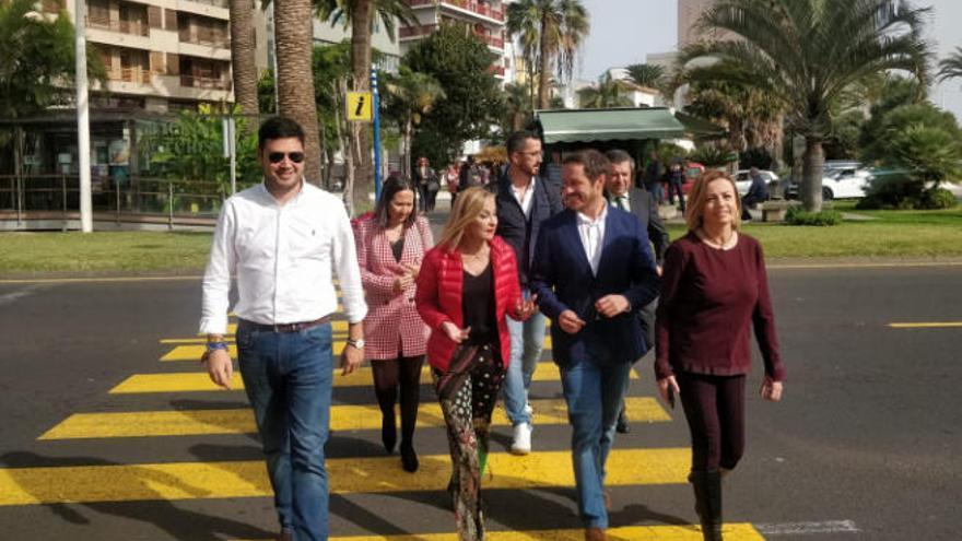 El PP llevará al Parlamento medidas para evitar que La Palma pierda más población