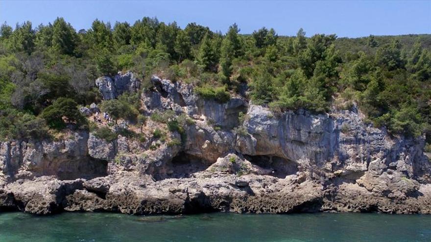 Los neandertales explotaban el mar al igual que los homo sapiens
