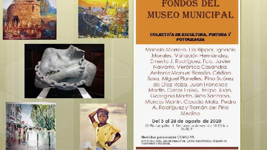 La vida de los fondos del Museo Municipal