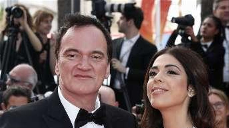 Quentin Tarantino, padre por primera vez