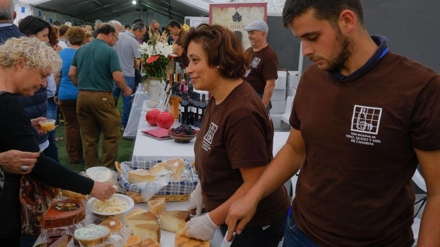 Santa Lucía se alza con el premio a la mejor miel de Gran Canaria