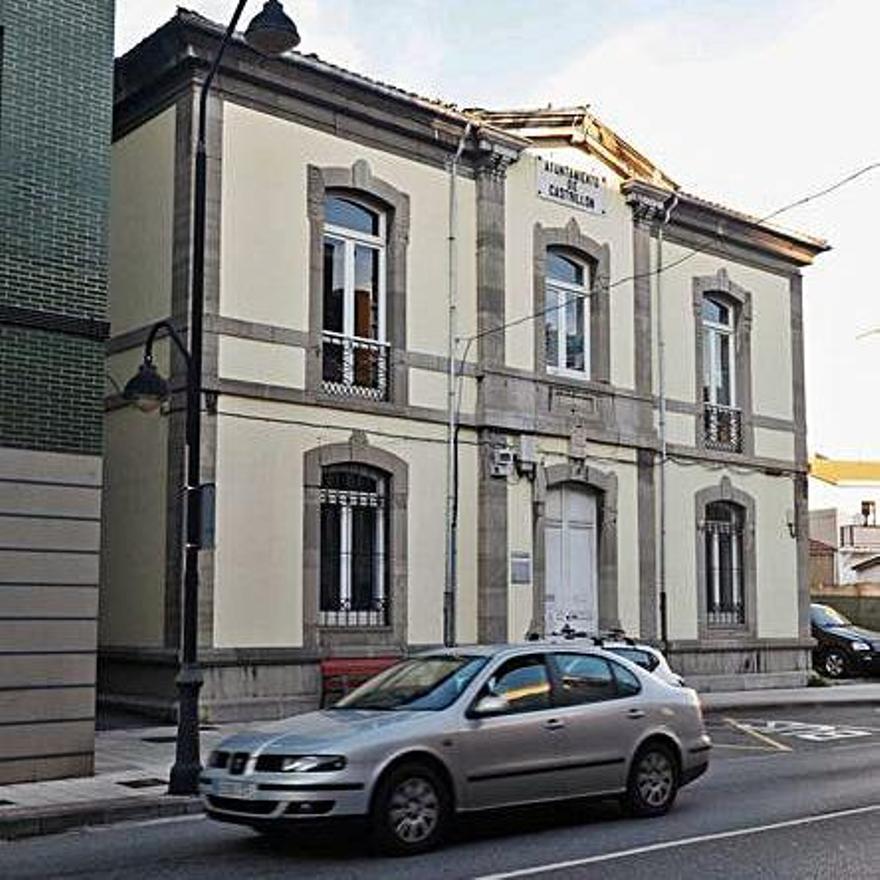 El antiguo Ayuntamiento. | M. V.