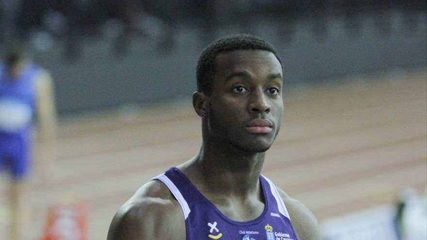 El majorero Echeverry, campeón de España sub 23 en 400 metros