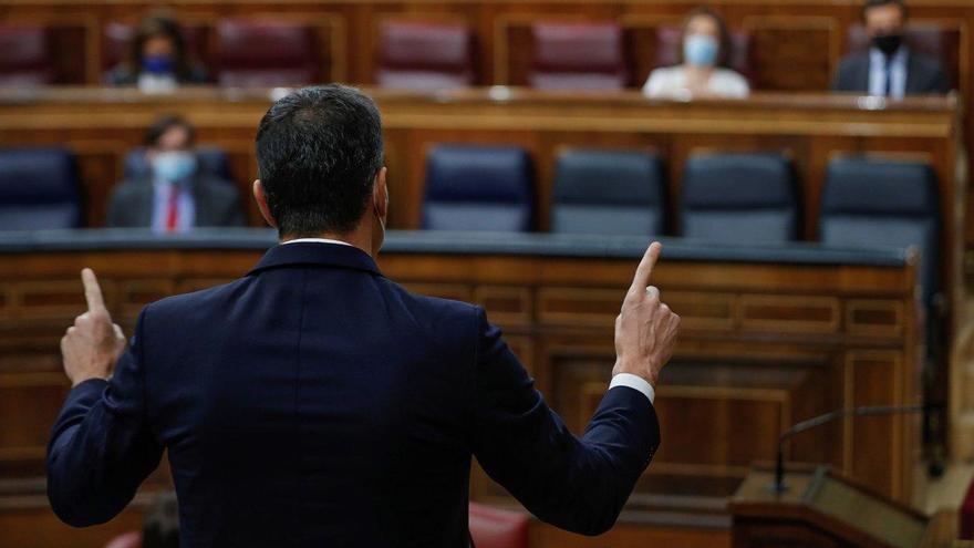 PSOE y PP se dejan menos de medio punto y Cs se estira siete décimas tras facilitar los Presupuestos