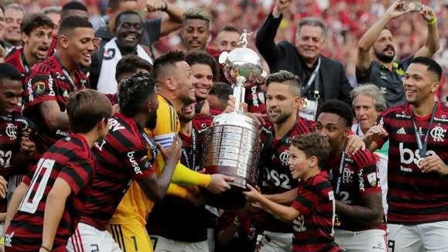 El Flamengo se lleva la Libertadores