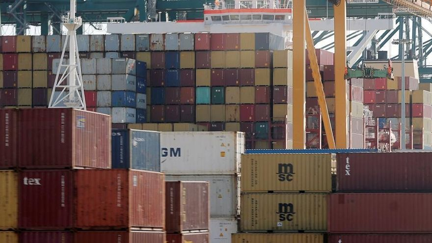 Las exportaciones regionales crecen un 16% en los cinco primeros meses del año