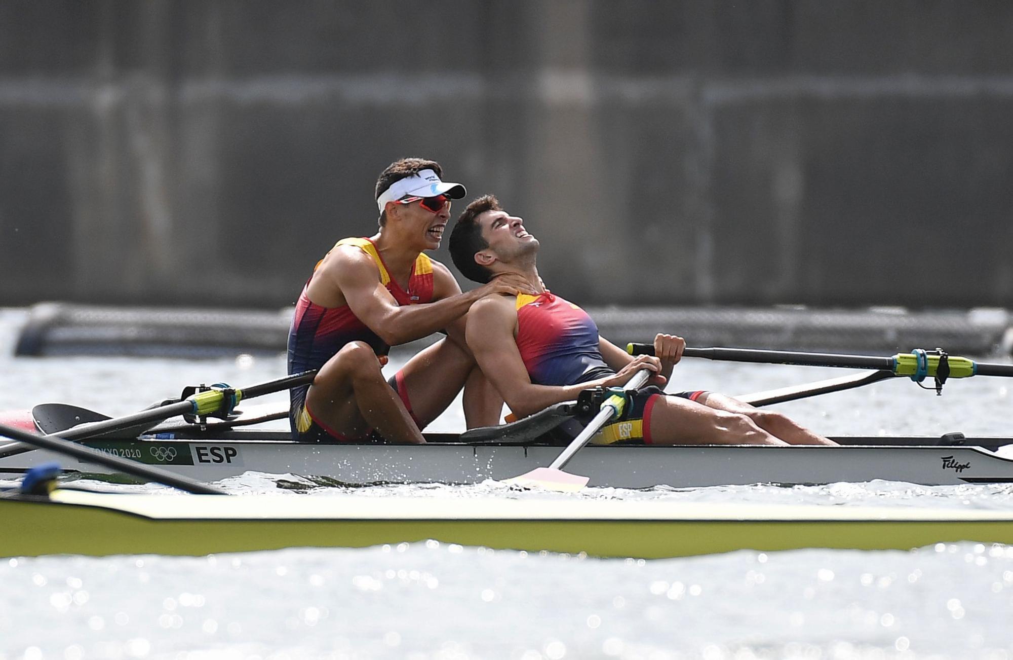 MAnel Balastegui i Caetano Horta guanyen la Final B