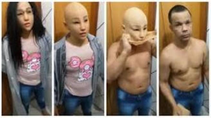 Apareix penjat el narco brasiler que va intentar fugar-se disfressat de la seva filla