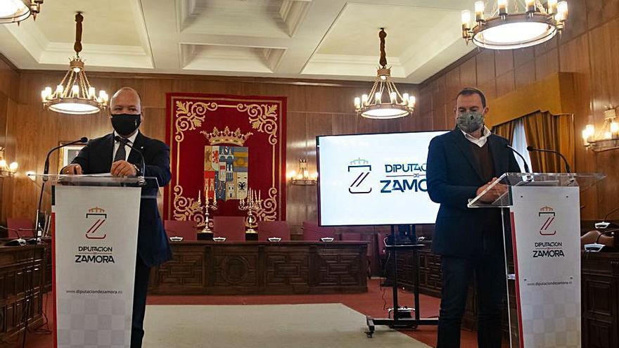 El parque tecnológico de La Aldehuela de Zamora obtiene un empuje de un millón de euros