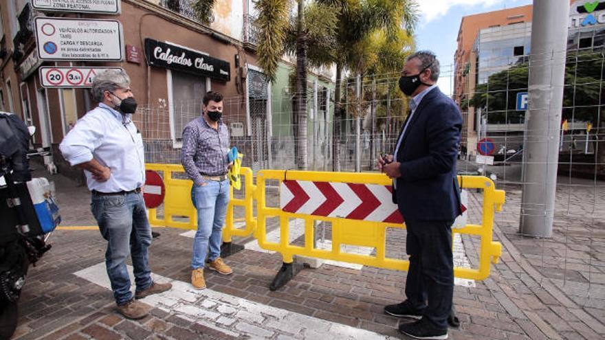 Imeldo Serís dará el salto de trasera de la calle Castillo a vía comercial