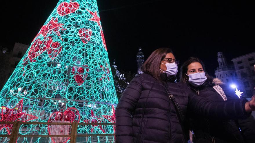 Sanidad podría cambiar el plan de Navidad si la situación empeora