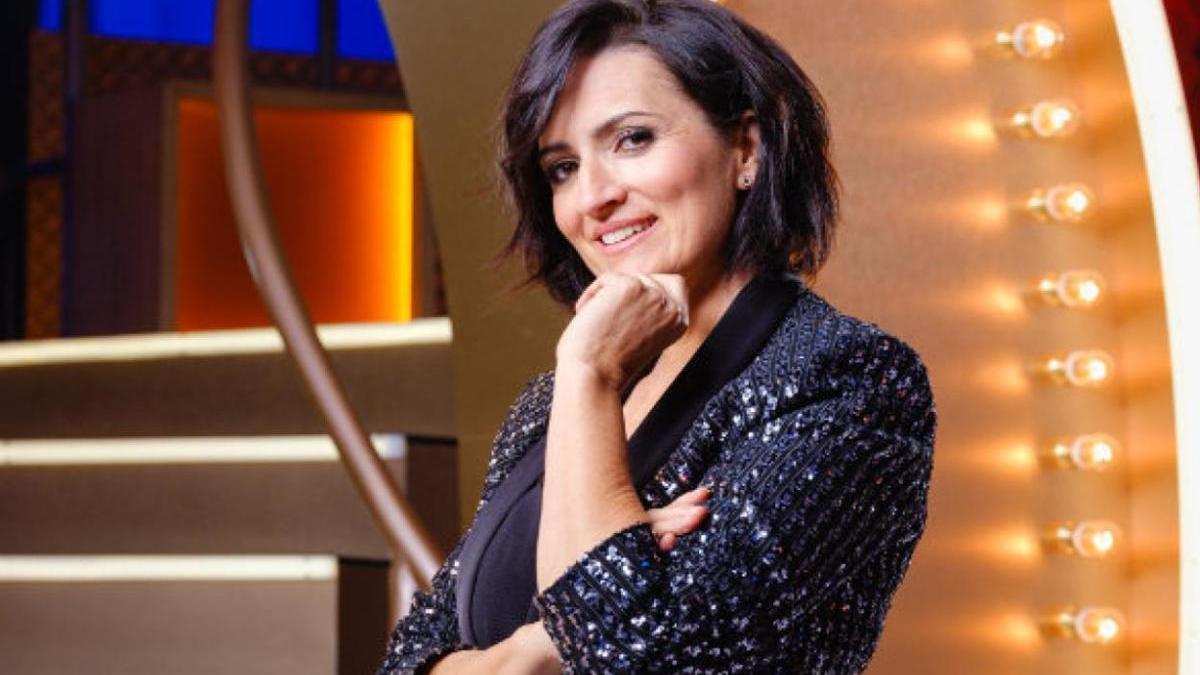La actriz y cómica Silvia Abril.