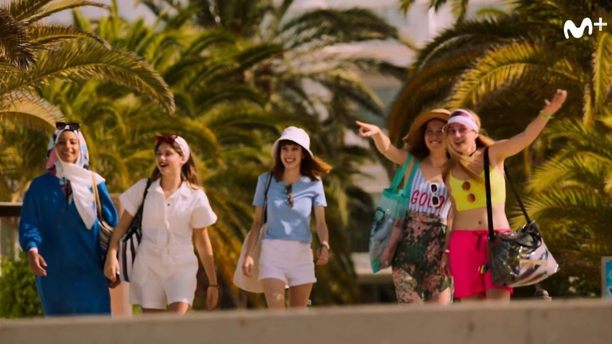 Imagen del episodio de 'SKAM España'.