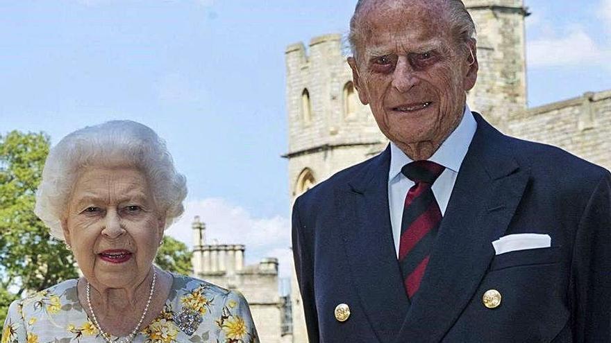 El duque de Edimburgo cumple 99 años