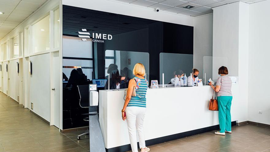 IMED Gandia inaugura un nuevo centro de consultas externas