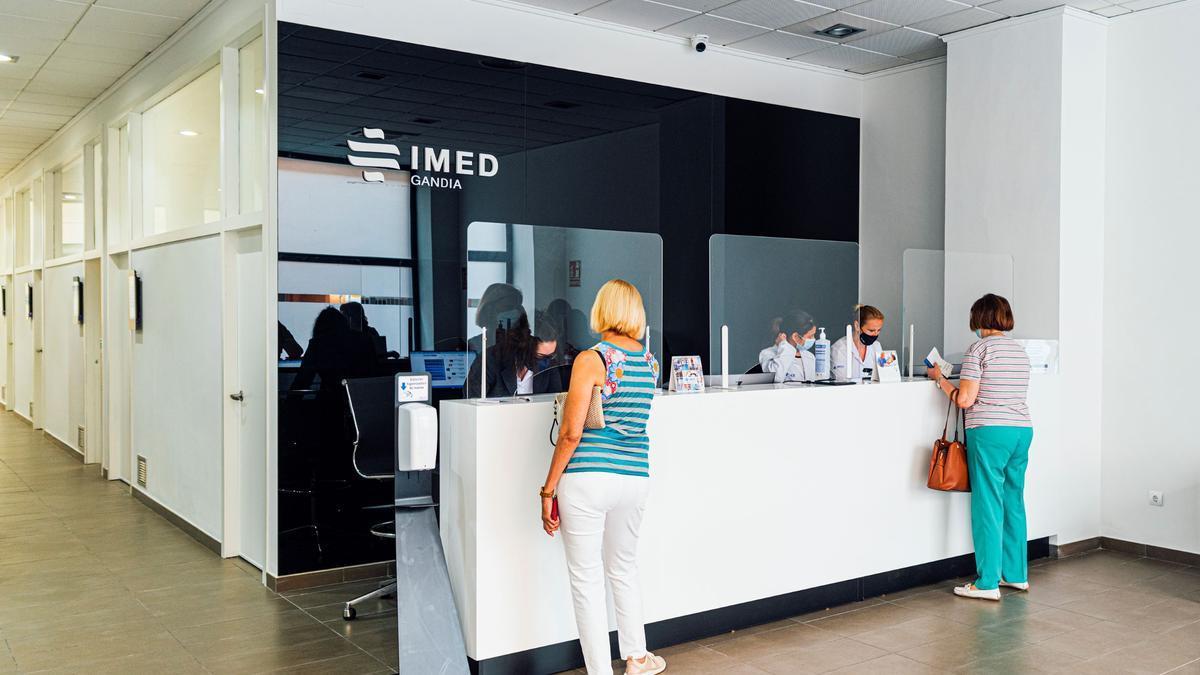 IMED inaugura un nuevo centro médico en Gandia.