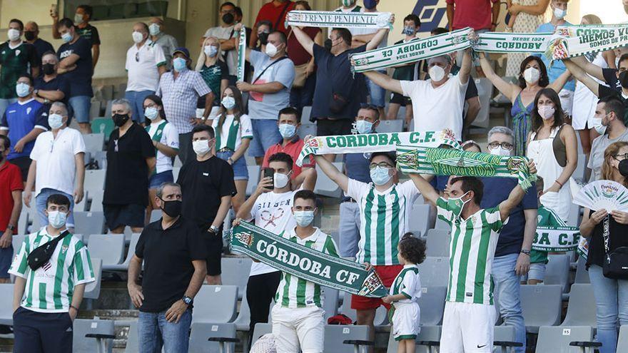 Hasta 13.000 personas podrán acceder al próximo partido del Córdoba en El Arcángel