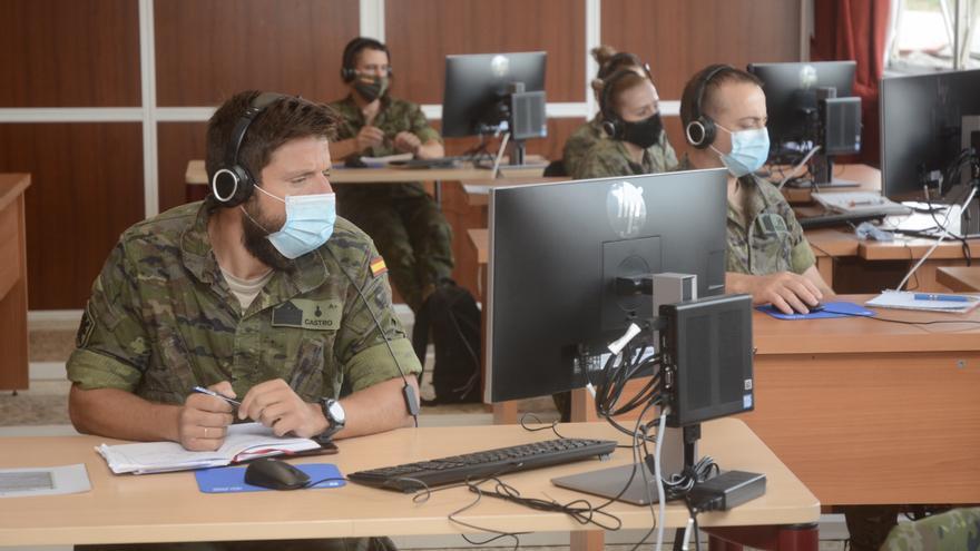 Los rastreadores militares amplían su horario en Castilla y León